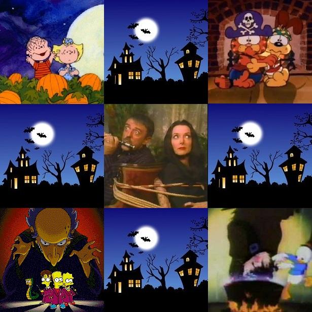 halloween tv specials