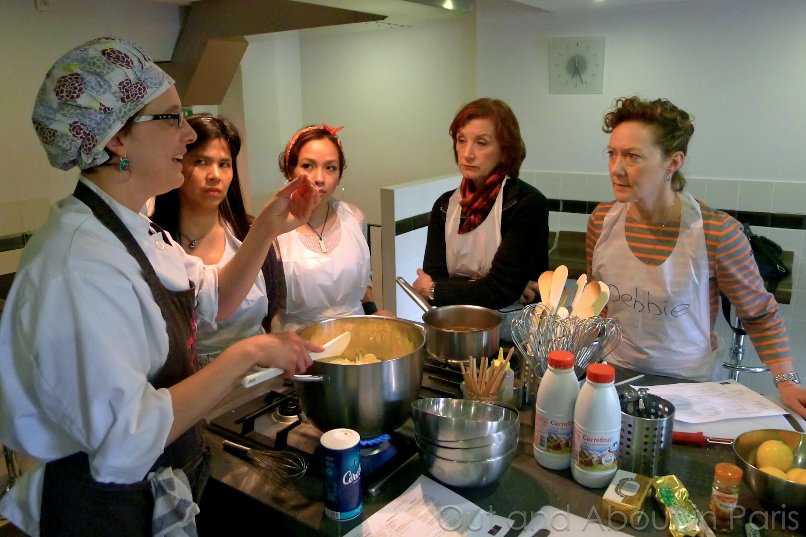 La cuisine paris learning to cook like the french with - La cuisine cooking classes ...