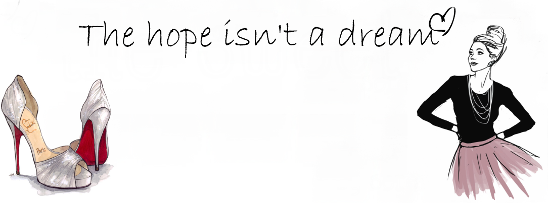 The hope isn&#39;t a dream 