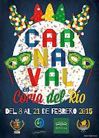 Carnaval de Coria del Río 2015 - Ángela Moreno
