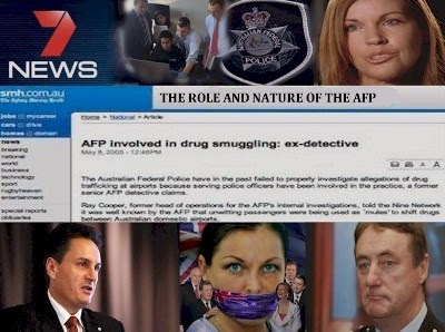 Armed AFP Gang`s Terror Raid On Schapelle Corby Targets