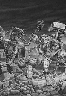 Robots de la Legio Cibernética