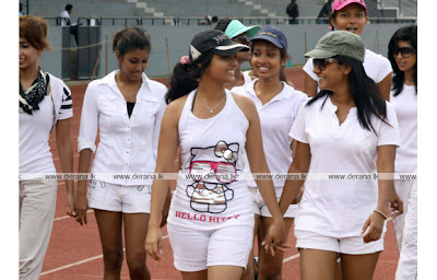 Derana Miss Sri Lanka 2012 - Miss Energetic