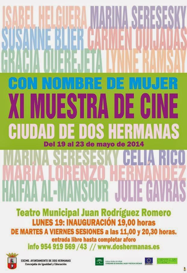 Programa XI Muestra de Cine