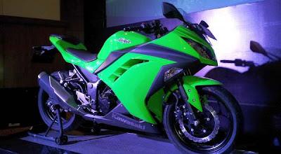 Kawasaki Ninja 250 ABS