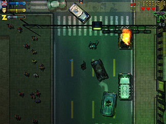 Download Game GTA 2 Playstation 1 for PC