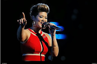 "Tessanne Chin is ""The Voice"" season 5 Winner, Tessanne Chin, The Voice"