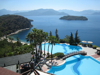 (Turkey) – Getting to Marmaris