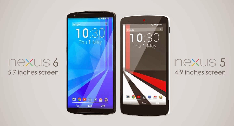Spesifikasi dan harga smartphone Google Nexus  Spesifikasi Smartphone Google Nexus 6 Terbaru 2014