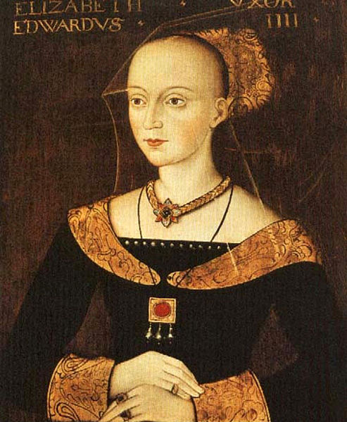 Review: Elizabeth Woodville, A Life, The Real Story of the White Queen  title=