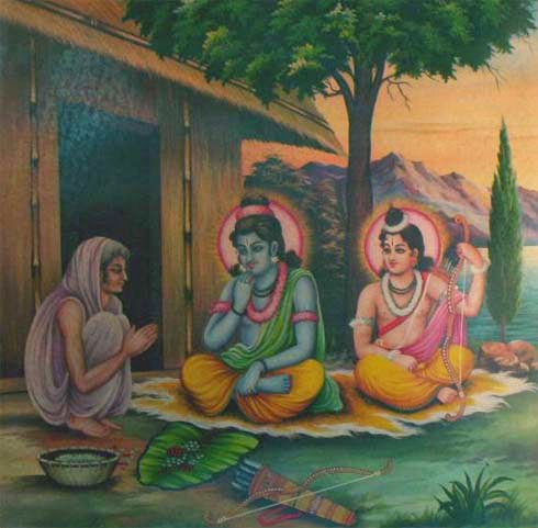 history of ramayana More than a simple story, the ramayana illustrates the teachings of   curriculum connections: english language arts, literature, history and.