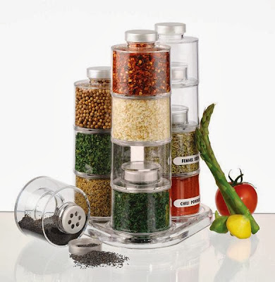 Coolest Spice Shakers and Spice Organizers (12) 4