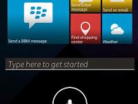 BlackBerry Assistant Siap Saingi Siri Dan Cortana