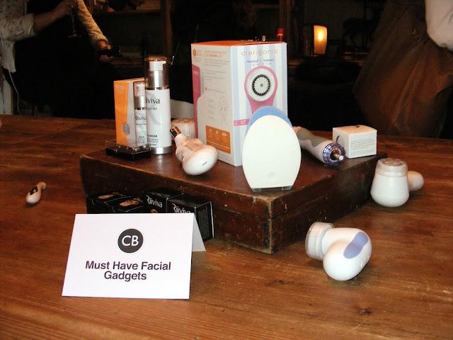 Facial gadgets
