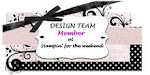 Design Team member for