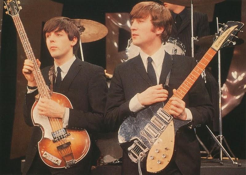 Página oficial de los Beatles