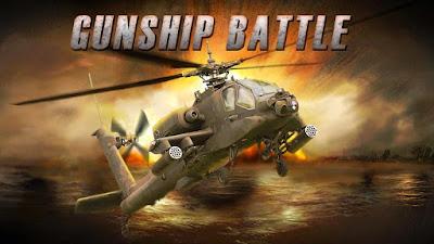 Game Gunship Battle Helicopter 3D v1.4.1 Apk Android