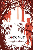 Cover of Forever by Maggie Stiefvater