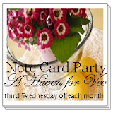 VEE'S NOTE CARD PARTY
