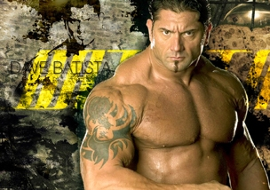 Angry Dave Batista