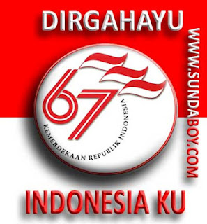 Dirgahayu Republik Indonesia ke-67