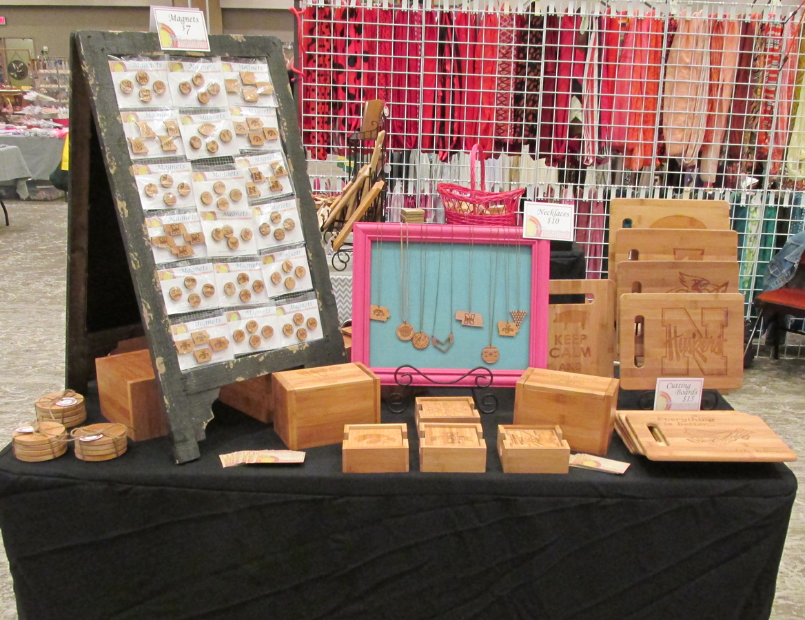 memories for life mid america center craft show
