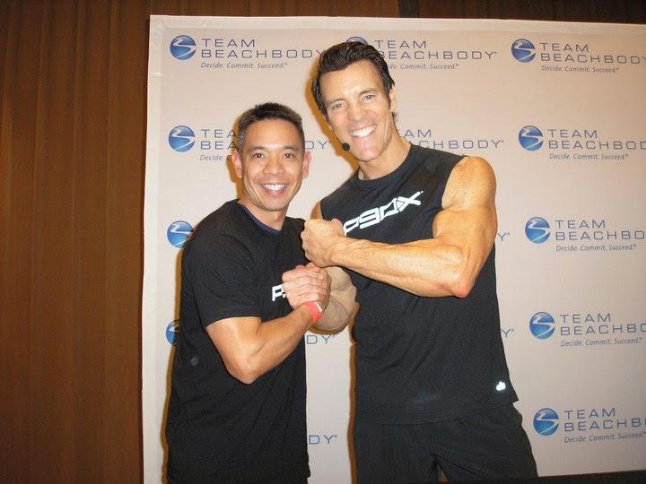 Tony Horton Fitness Entreprneur