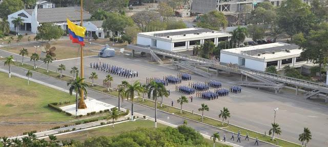 """La Escuela Naval de Cadetes """"Almirante Padilla"""""""