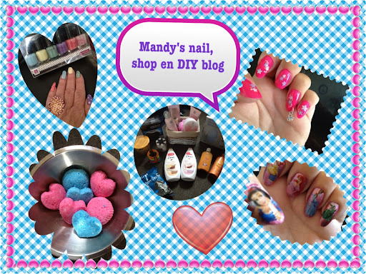 Mandy's nail, shop & DIY blog