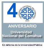 UNIVERSIDAD NACIONAL DEL COMAHUE.