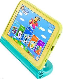 Gambar Samsung Galaxy Tab 3 Kids Tablet Untuk Anak-anak