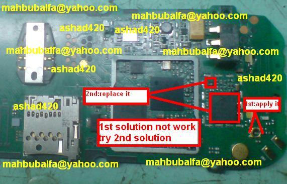 Nokia C2-01 Network Solution