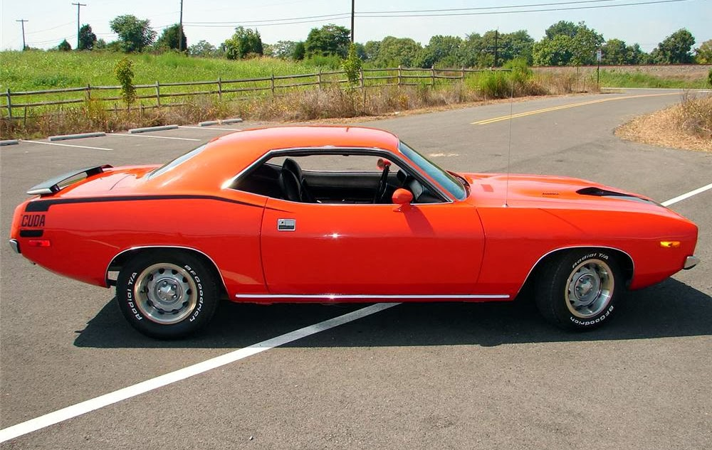 List Of American Cars: Modified Cars +: List Of Classic American Muscle Cars