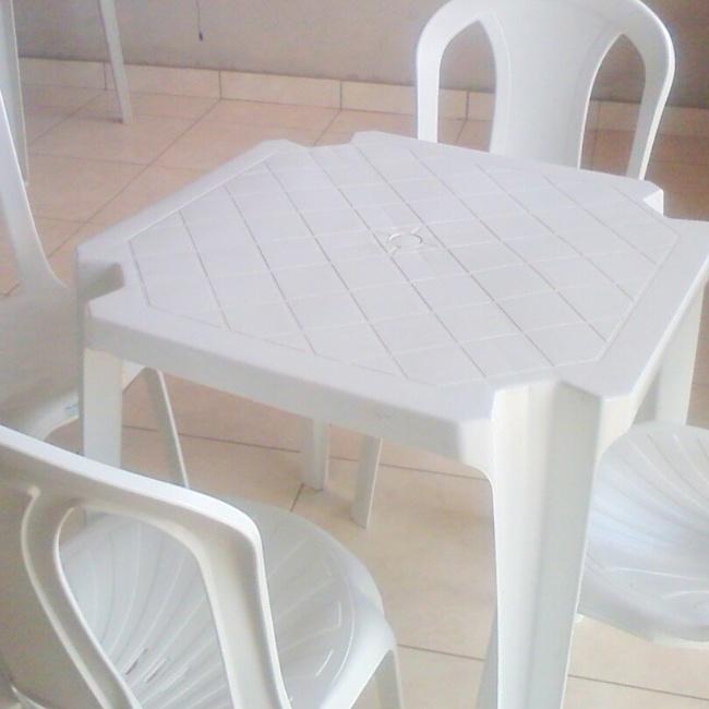 Aluguel de mesas em Sete Lagoas