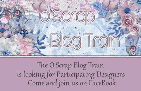 Oscrap Blog train