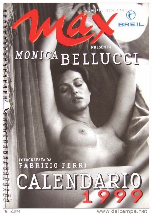 monica+bellucci+calendario
