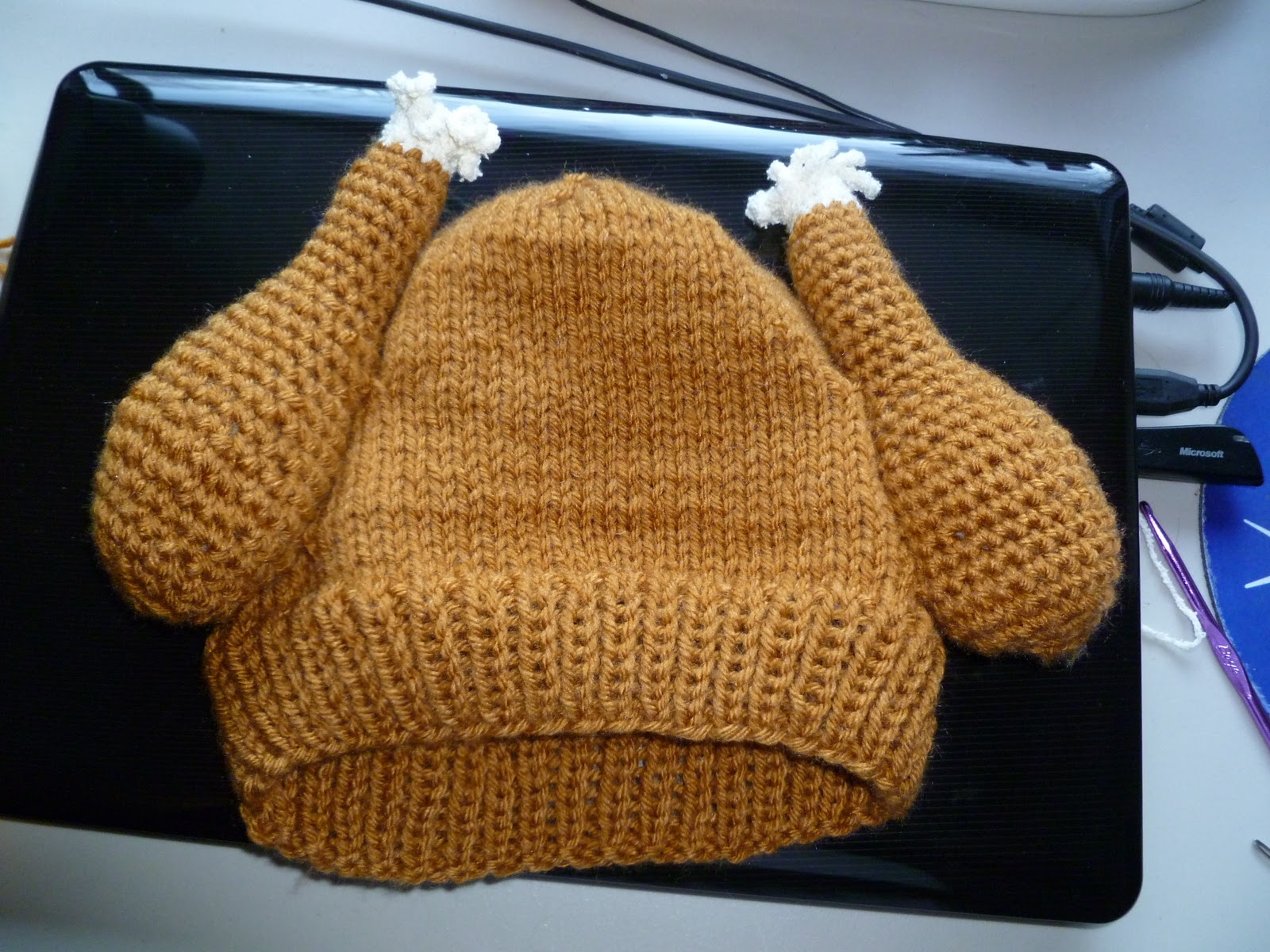 Shopping My Stash The Roasted Chicken Hat
