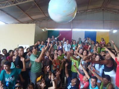 Diocese de Porto Nacional/TO acolhe 5º Encontro da Juventude e Adolescência Missionária