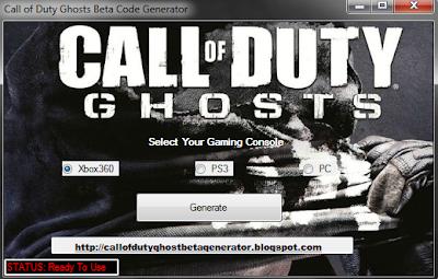 Call of Duty Ghosts Key Generator Download - facebook.com