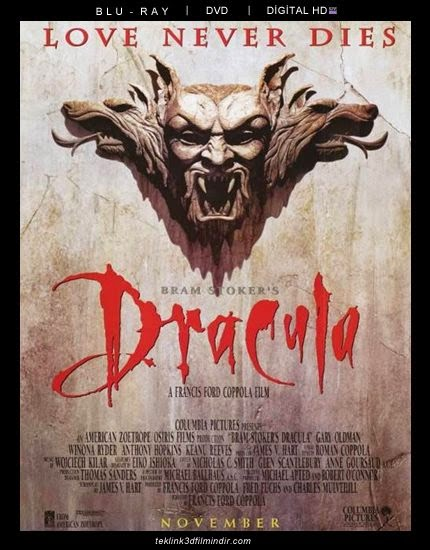 Dracula 1992 filmin afisi