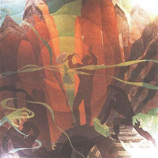 Art Work, Art Paintings, Diaspora Art, Aaron Douglas Art, Art Photos ...