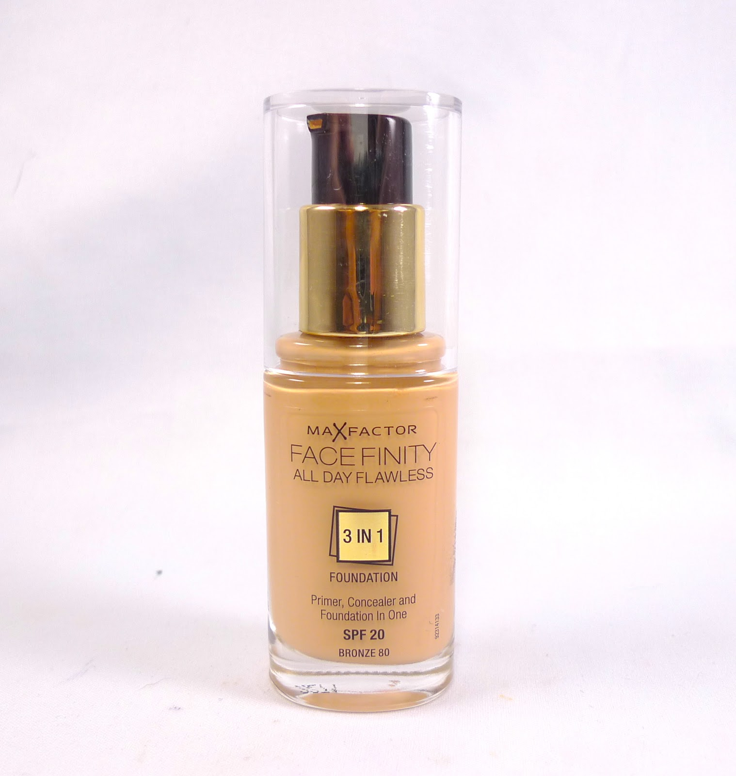 max factor foundation bronze 80