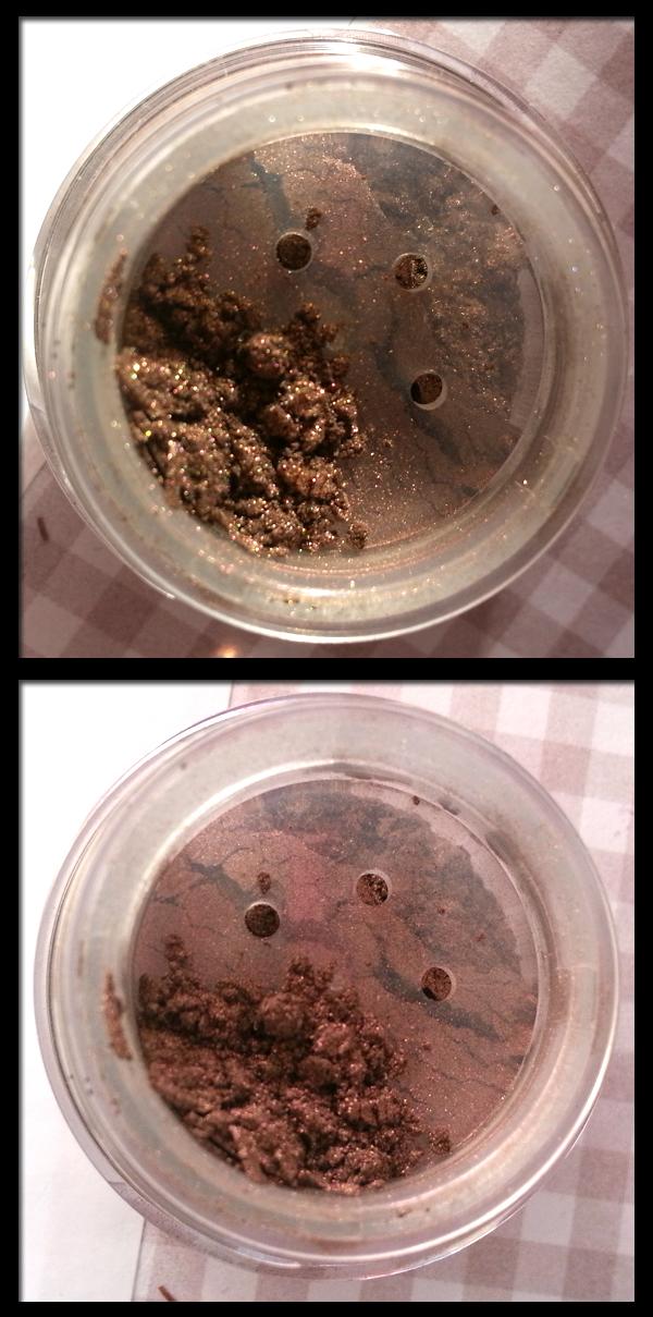 Neve Cosmetics - Ombretti Minerali - Tobacco