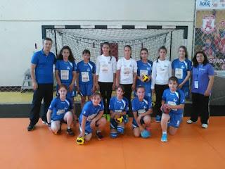 Χάντμπολ: Οι Παγκορασίδες της Καστοριάς στο Λουξ Cup 2015 (φωτο)