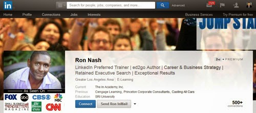 Ron Nash, The In Academy - LinkedIn.com