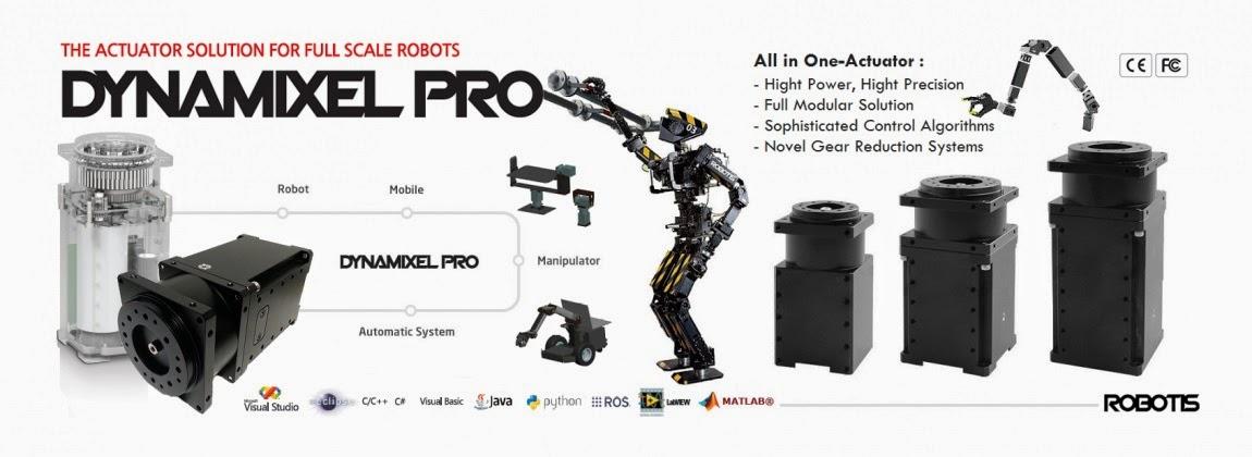 Dynamixel Pro