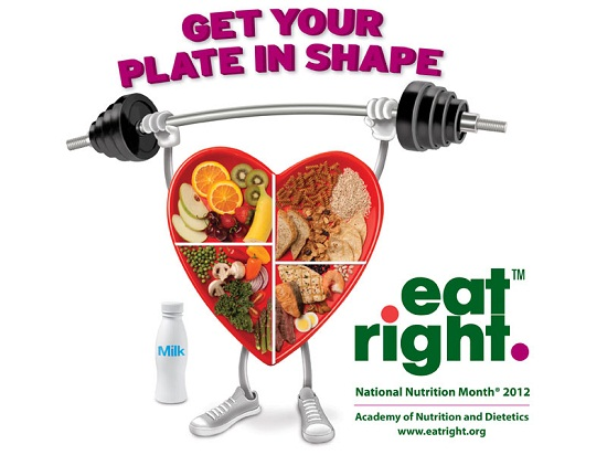 Get your plate in shape!