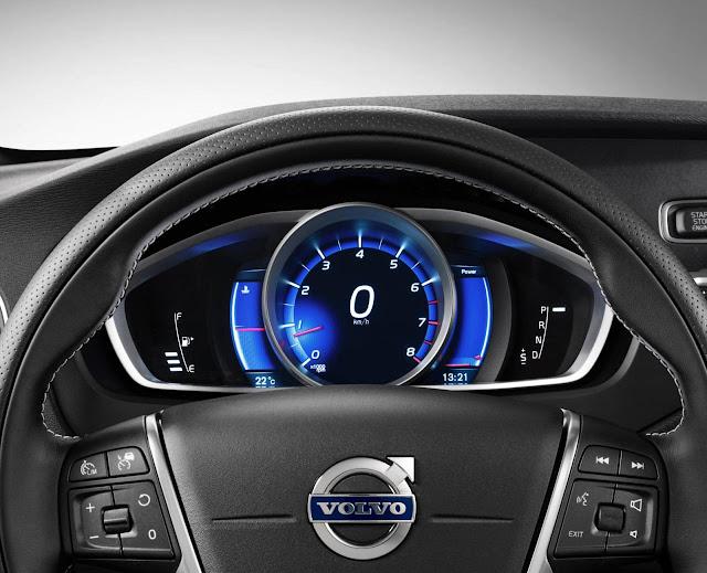 BHP  News  Volvo V40 R