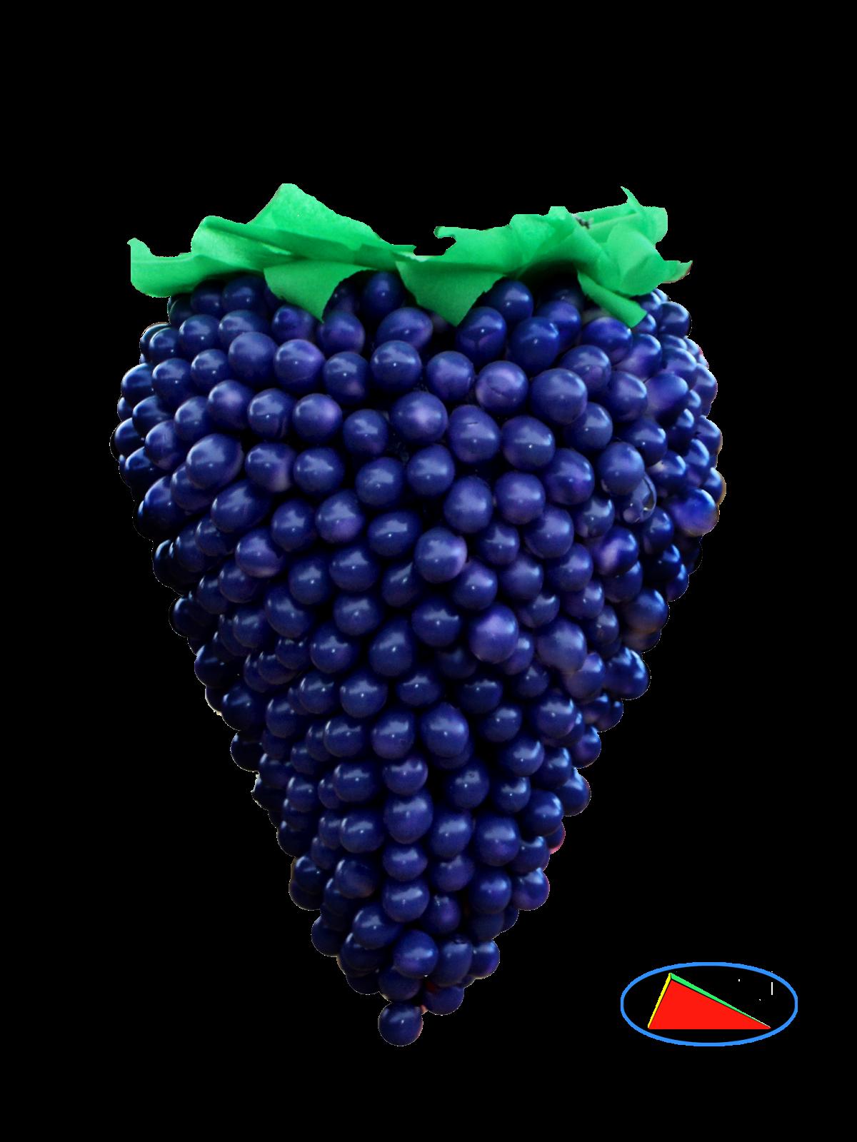 Piñata: Racimo de Uvas