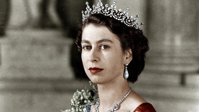 Queen Elizabeth s Diamond JubileeQueen Elizabeth 2 Young